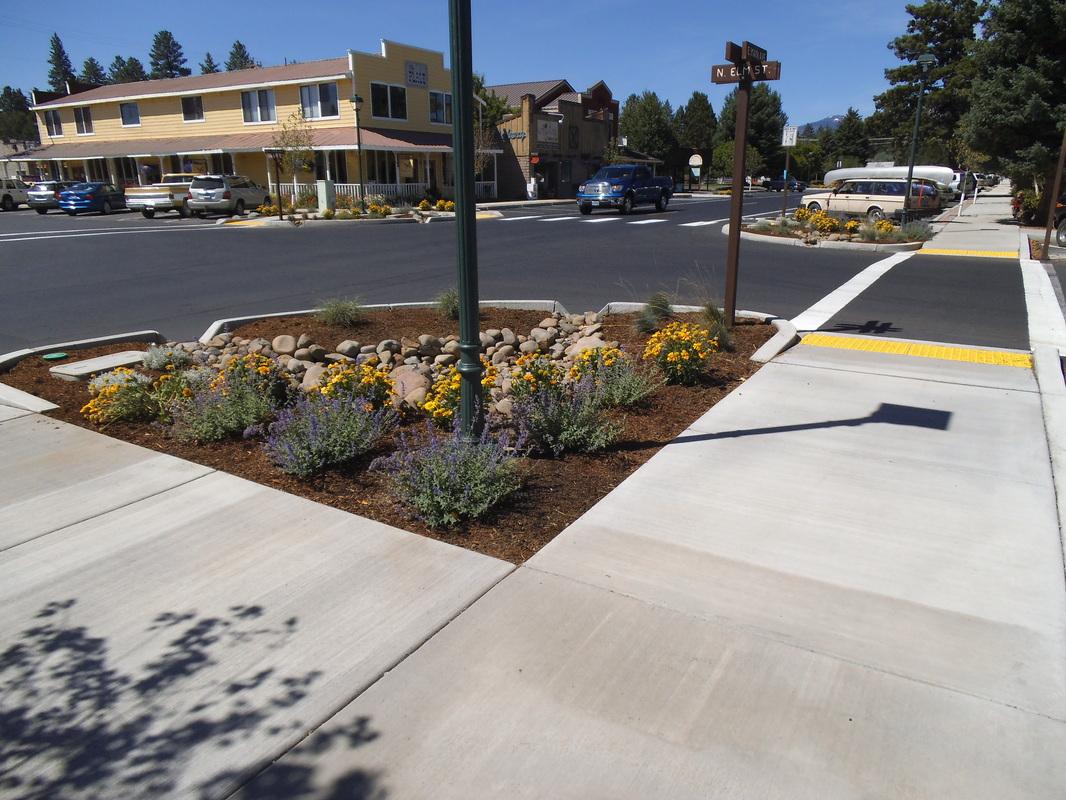 Street Design, Sisters, Oregon – Becon Civil Engineering